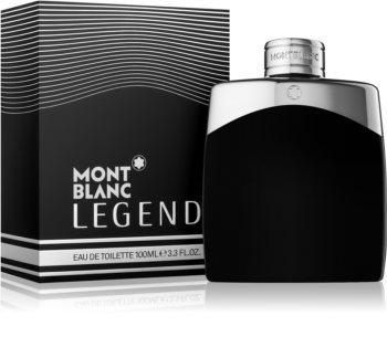 Montblanc Legend Eau de Toilette für Herren 100 ml