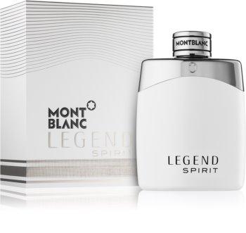 Montblanc Legend Spirit eau de toilette pour homme 100 ml