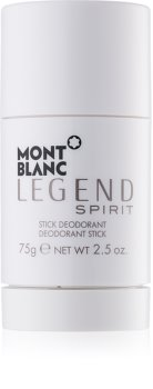 Montblanc Legend Spirit deostick pro muže 75 g