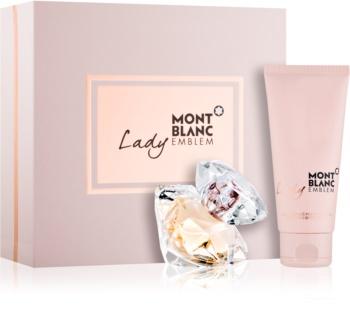 Montblanc Lady Emblem Gift Set IV.