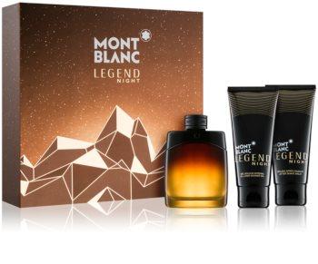 Montblanc Legend Night zestaw upominkowy II.