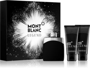 Montblanc Legend coffret XII.