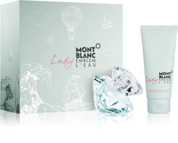 Montblanc Lady Emblem L'Eau set cadou I.