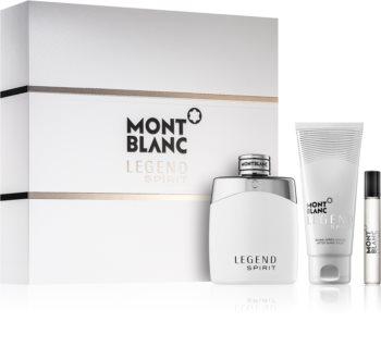 Montblanc Legend Spirit coffret cadeau VII. pour homme