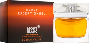 Montblanc Homme Exceptionnel туалетна вода для чоловіків 50 мл