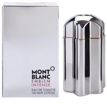 Montblanc Emblem Intense Eau de Toilette for Men 100 ml
