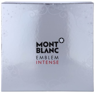 Montblanc Emblem Intense dárková sada I.