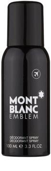Montblanc Emblem Deo-Spray für Herren 100 ml