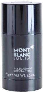 Montblanc Emblem déodorant stick pour homme 75 g