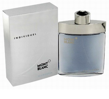 montblanc individuel eau de toilette pour homme 75 ml. Black Bedroom Furniture Sets. Home Design Ideas