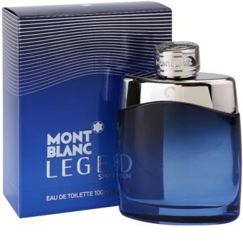 Montblanc Legend Special Edition 2014 eau de toilette férfiaknak 100 ml