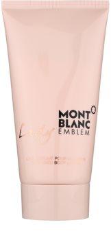 Montblanc Lady Emblem tělové mléko pro ženy 150 ml