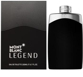 Montblanc Legend Eau de Toillete για άνδρες 200 μλ