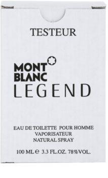 Montblanc Legend toaletná voda tester pre mužov 100 ml