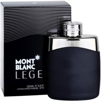 Montblanc Legend voda po holení pre mužov 100 ml