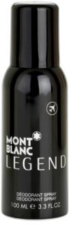 Montblanc Legend deospray pre mužov 100 ml