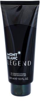 Montblanc Legend gel douche pour homme 300 ml