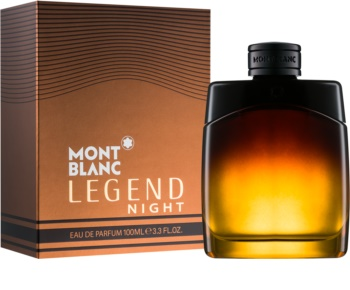 Montblanc Legend Night eau de parfum férfiaknak 100 ml