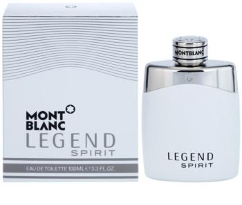 Montblanc Legend Spirit тоалетна вода за мъже 100 мл.