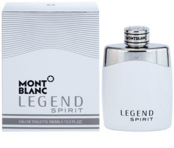 Montblanc Legend Spirit toaletná voda pre mužov 100 ml