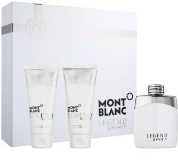 Montblanc Legend Spirit lote de regalo II.