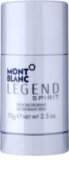 Montblanc Legend Spirit dezodorant w sztyfcie dla mężczyzn 75 g