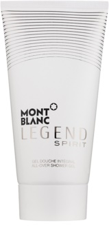 Montblanc Legend Spirit Duschgel für Herren 150 ml