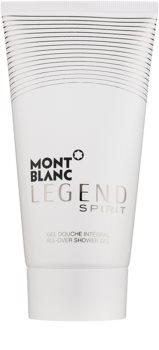 Montblanc Legend Spirit gel douche pour homme 150 ml