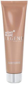 Montblanc Legend Pour Femme sprchový gel pro ženy 150 ml