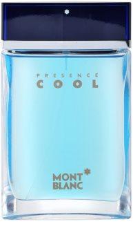 Montblanc Presence Cool eau de toilette para hombre 75 ml