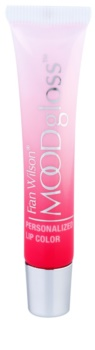MOODmatcher MOODgloss brillo personalizado para labios