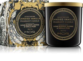 MOR Candied Vanilla świeczka zapachowa  390 g
