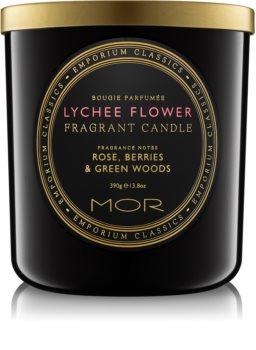 MOR Lychee Flower vonná svíčka 390 g