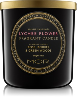 MOR Lychee Flower vonná sviečka 390 g
