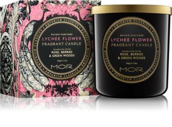 MOR Lychee Flower illatos gyertya  390 g