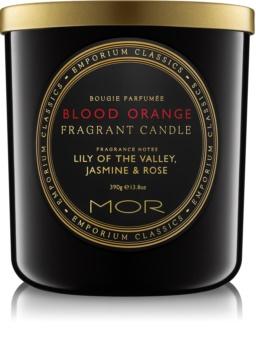 MOR Blood Orange bougie parfumée 390 g