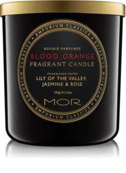 MOR Blood Orange lumânare parfumată  390 g
