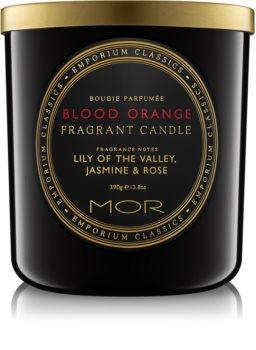 MOR Blood Orange świeczka zapachowa  390 g