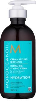 Moroccanoil Hydration die Stylingcrem für alle Haartypen