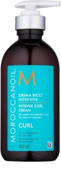 Moroccanoil Curl hydratačný krém pre vlnité vlasy a vlasy po trvalej