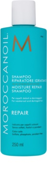 Moroccanoil Moisture Repair šampon za poškodovane in kemično obdelane lase