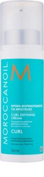 Moroccanoil Curl krema za kovrčavu i kosu s trajnom ondulacijom