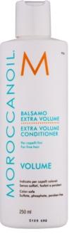 Moroccanoil Extra Volume objemový kondicionér pre jemné vlasy bez objemu