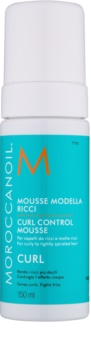 Moroccanoil Curl pianka do włosów kręconych