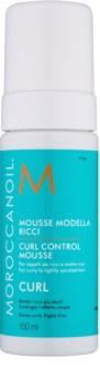 Moroccanoil Curl spuma pentru parul cret