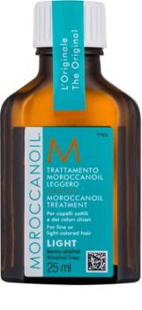 Moroccanoil Treatment kuracja do włosów do włosów cienkich i delikatnych