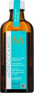 Moroccanoil Treatment huile pour cheveux fins et colorés
