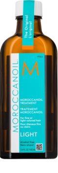 Moroccanoil Treatment olejek do włosów cienkich i delikatnych