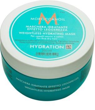 Moroccanoil Hydration maszk száraz és törékeny hajra