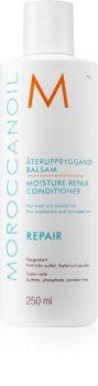 Moroccanoil Moisture Repair κοντίσιονερ για κατεστραμμένα, χημικά επεξεργασμένα μαλλιά
